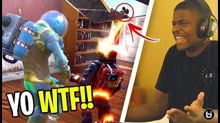 FORTNITE EMOTE TROLL!! Gaming With Bradley Beal Elite Ej Liddell Gets RUIN By Teammate!