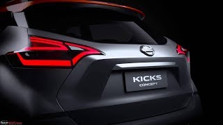 Nissan Kicks India Expected Prices Specification Detailed | Launch | 2017-2018