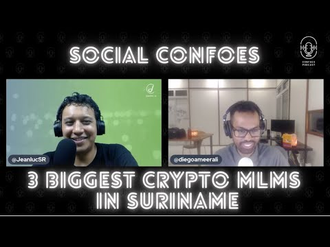 The 3 Biggest 'Crypto' MLMs in Suriname