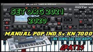 MANUAL POP IND Sx KN 7000_ORG 2021/2020