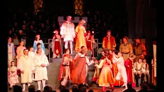 Twelve Days of Twelfth Night - A Look from Mostly Music: The Journey of the Chorus of Westerly