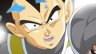 Dragon Ball Super Episode 20ドラゴンボール超 Anime Review -- Goku & Vegeta Early Super Saiyan Blue