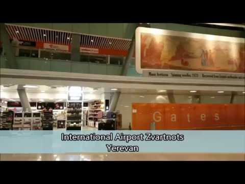 International Airport Zvartnots, EVN, Yerevan, Armenia / аэропорт Звартноц, EVN, Ереван, Армения