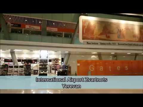 International Airport Zvartnots, EVN, Yerevan, Armenia / аэропорт Звартноц, EVN, Ереван, Армения