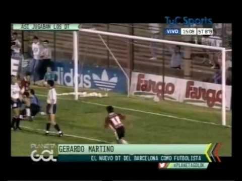 PartidosLeprosos | Así Jugaba Gerardo Martino | Planeta Gol