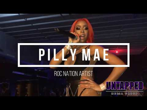 Pilly Mae Live Performance in Miami