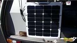 VW Westfalia | Affordable & Easy Solar Power Installation