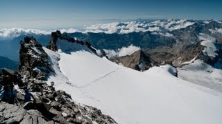Video Climbing Gran Paradiso in the Italian Alps download MP3, 3GP, MP4, WEBM, AVI, FLV November 2017