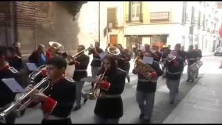 CCTT Victoria Malaga - Pasacalles Antequera