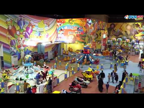 Fun city - City Center Doha | Kids Entertainment Place