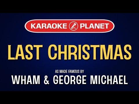 Last Christmas (Karaoke Version) - Wham | TracksPlanet