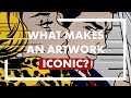 What makes an artwork iconic?