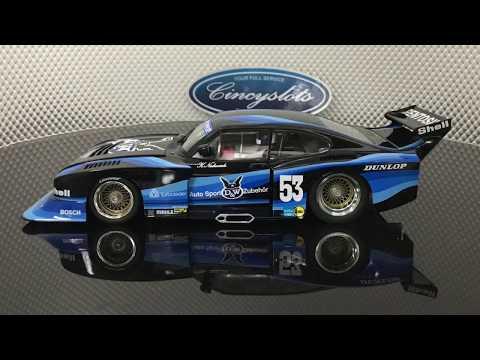 Carrera D124 23859 Ford Capri, CincySlots