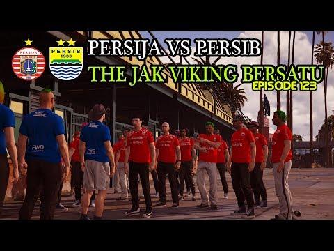 Rojali Nonton Pertandingan Persija vs Persib - Eps 123