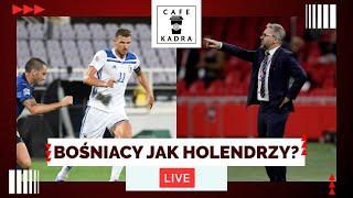 Przed Bośnia i Hercegowina – Polska (Borek, Podoliński, Kurowski, Przybysz) | Cafe Kadra