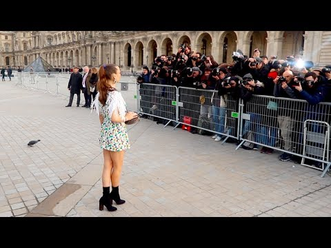 I WENT TO PARIS FASHION WEEK