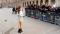 I WENT TO PARIS FASHION WEEK