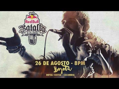 Final Nacional Colombia 2017 - Red Bull Batalla de los Gallos