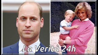 William furioso con la madre Lady Diana, la rivelazione chock: 'Non ti perdonerà mai…'|La Verità 24h