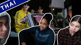 """Mio Reacts to Thai Rap: """"Bye Bye"""" by P-HOT ft. YOUNGOHM #Thailand"""