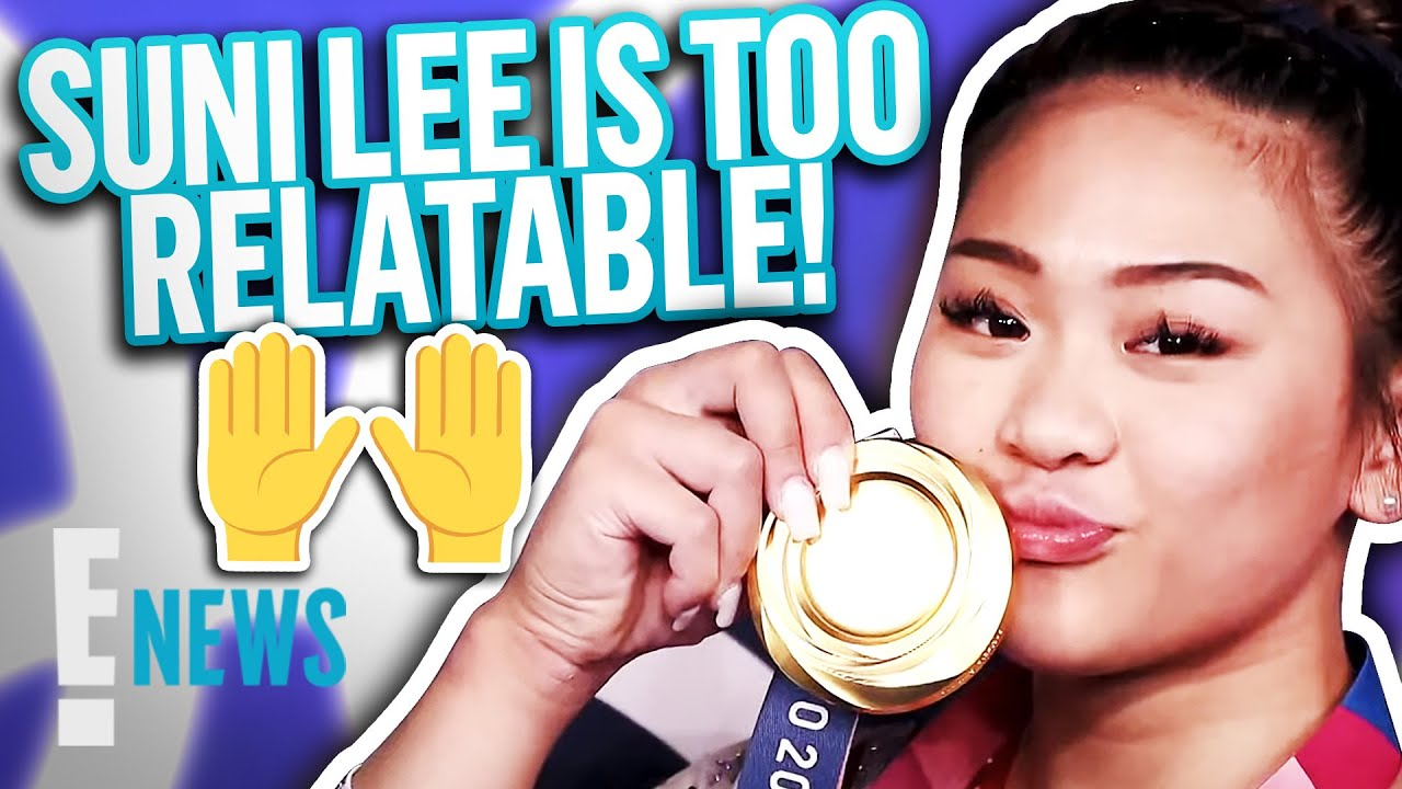 Why Gymnast Suni Lee Is a Relatable Olympic Icon News