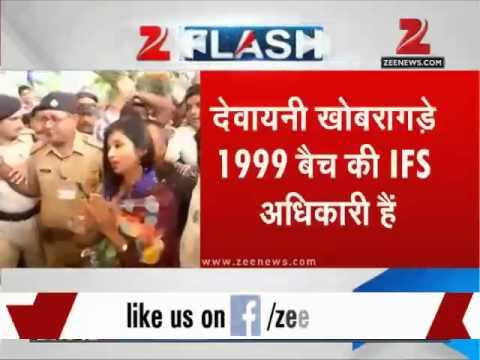 Government strips off diplomat Devyani Khobragade from her duties
