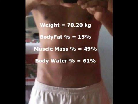Body Transformation 10kg Of Fat Loss