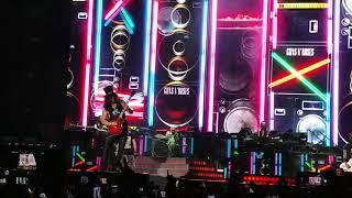 Guns n Roses Jakarta - Welcome to The Jungle #gnrjkt