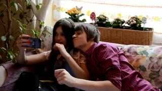 Урок селфи от Дани и Кристи? || Class of selfi from Danya&Kristy