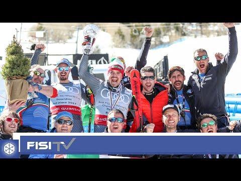 Una stagione da ricordare per lo sci alpino maschile