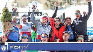 Grande lo Sci Alpino maschile