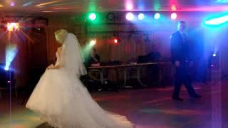 Первый танец молодых под Марсель - Эта песня для тебя свадьба Гоши и Оксаны