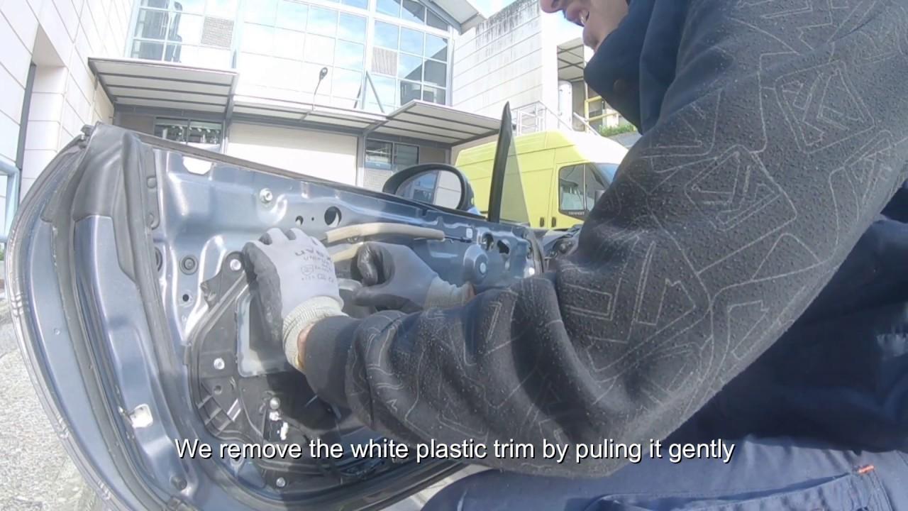 MX5 NC, how to make the doors soundproof DIY (Εγκατάσταση ...