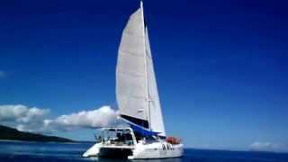 Catamaran NOAH, Dean 40. Yachts & Villas For Rent. www.madcat.su