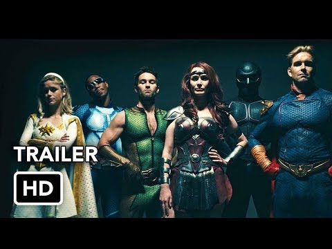 The Boys (Amazon) Trailer #2 HD – Superhero series
