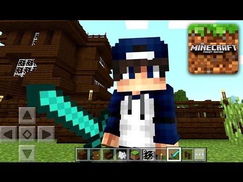 Майнкрафт КРЕАТИВ - ЛетсПлей КокаПлей - Minecraft PE Творческий Режим Lets Play