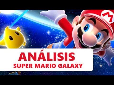 SUPER MARIO GALAXY | La MAYOR aventura del fontanero | ANÁLISIS & CRÍTICA Wii