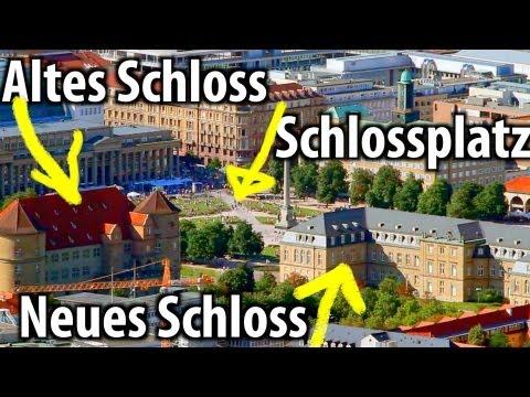 Das beste von Stuttgart -- Rundblick vom Fernsehturm