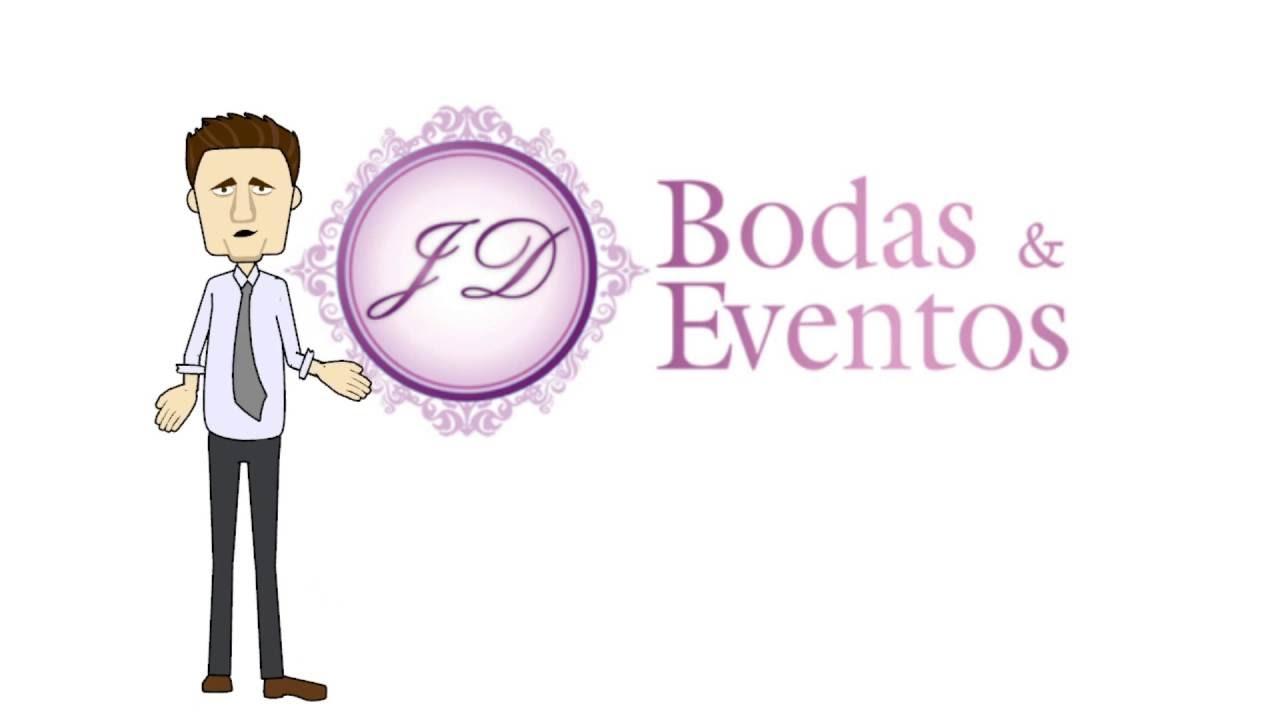 Alquiler de muebles para eventos jd bodas eventos youtube for Alquiler de muebles para eventos