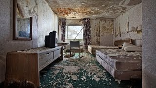 Paint Peeling From Walls, Decaying Suites And Rotting Furniture: The Eerie Abandoned Hotels