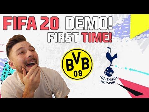 ΕΠΙΤΈΛΟΥΣ FIFA 20!! | ΠΡΩΤΕΣ ΕΝΤΥΠΩΣΕΙΣ ΚΑΙ ΠΡΩΤΟ ΠΑΙΧΝΙΔΙ | FIFA 20 GREEK DEMO