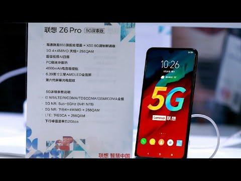 Lenovo Z6 pro 5G - Review l First Look, Snapdragon 855 Processor, Quad Rear Camera, 32MP Front Camea