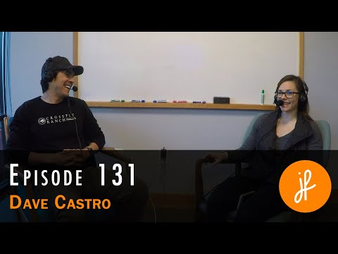 Dave Castro on Changes in Life and the CrossFit Games PH131