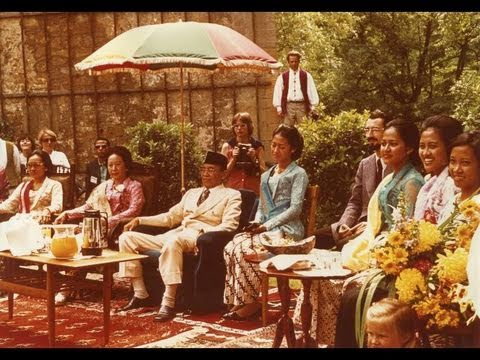 Subud 5th World Congress in 1975 in Germany