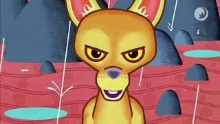 丁加動物天堂 | 為什麼豪豬有刺 | 完整集數 | 兒童卡通