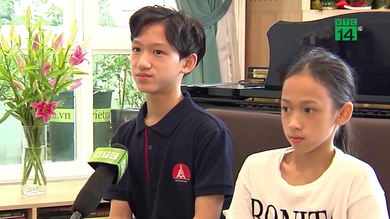 Cặp đôi vàng của trượt băng nghệ thuật Việt Nam | VTC14