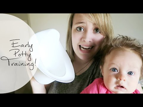 EARLY POTTY TRAINING | Elimination Communication