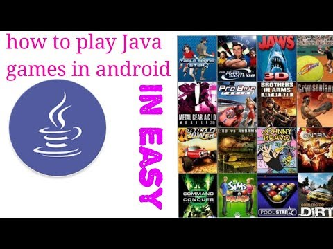 How To Play Java Games On Android