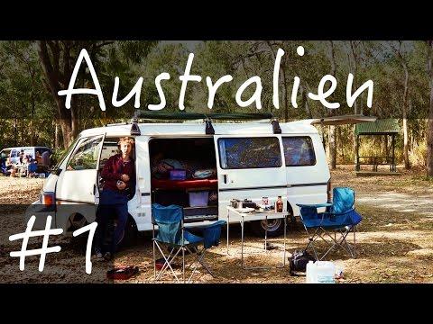Australien #1 - Cairns, Autokauf und Daintree National Park