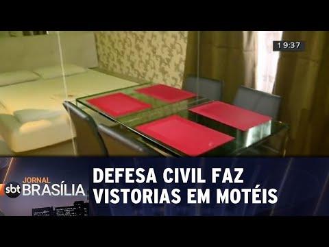 Defensoria Civil faz vistorias em motéis